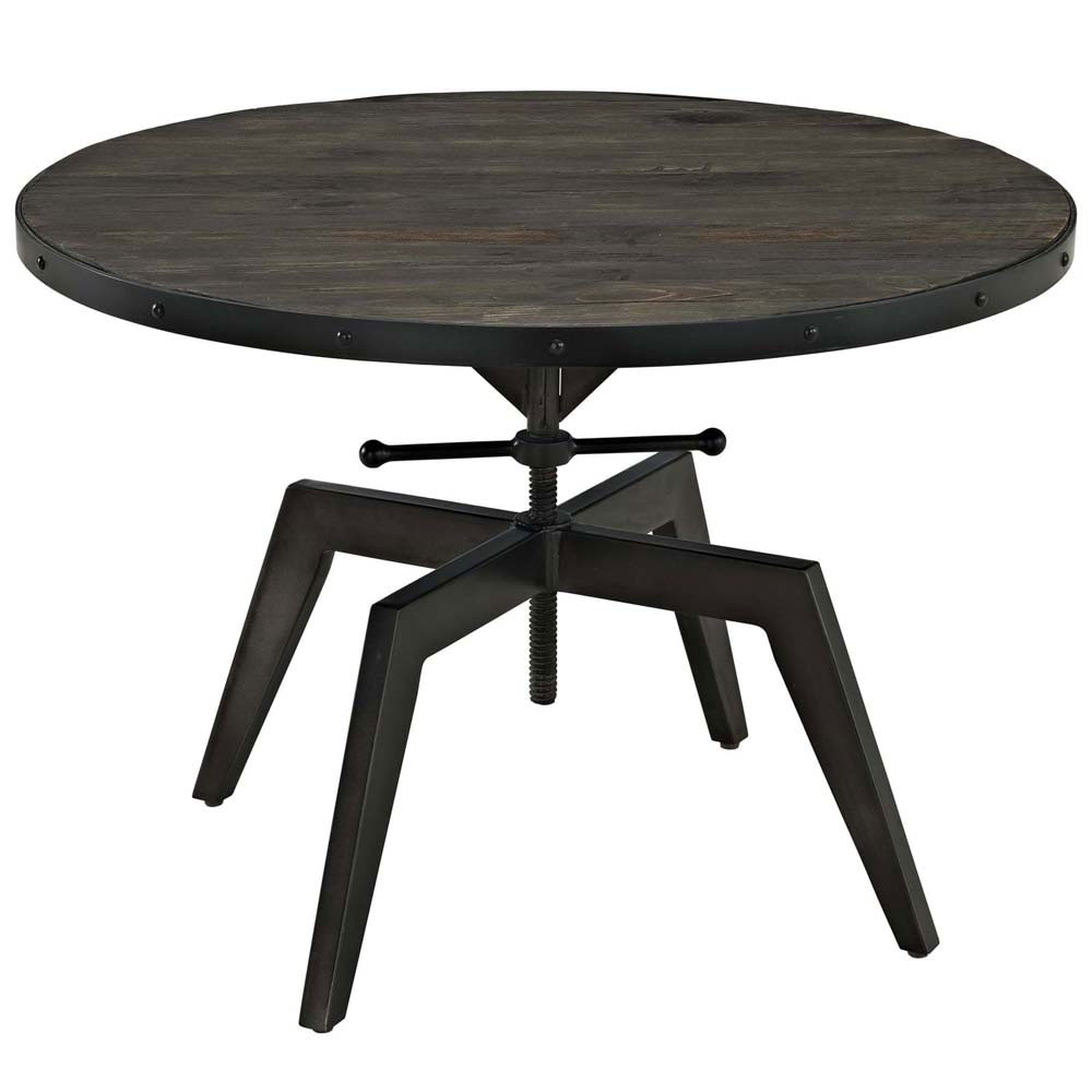 black coffee table contemporary coffee tables