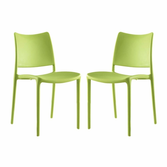Modern Contemporary Urban Design Kitchen Dining Side Chair: Hipster Dining Side Chair Set Of 2