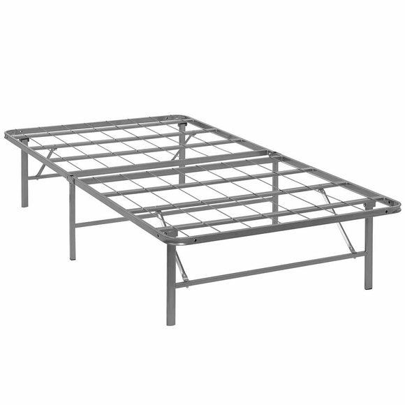 Horizon Twin Stainless Steel Bed Frame Modern In Designs