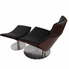 Impress Leather Lounge Set