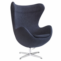 Jacobsen Style Egg Chair Wool 695 00 5999