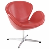 Jacobsen Swan Chair Leather