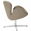 Jacobsen Swan Chair Wool Oatmeal