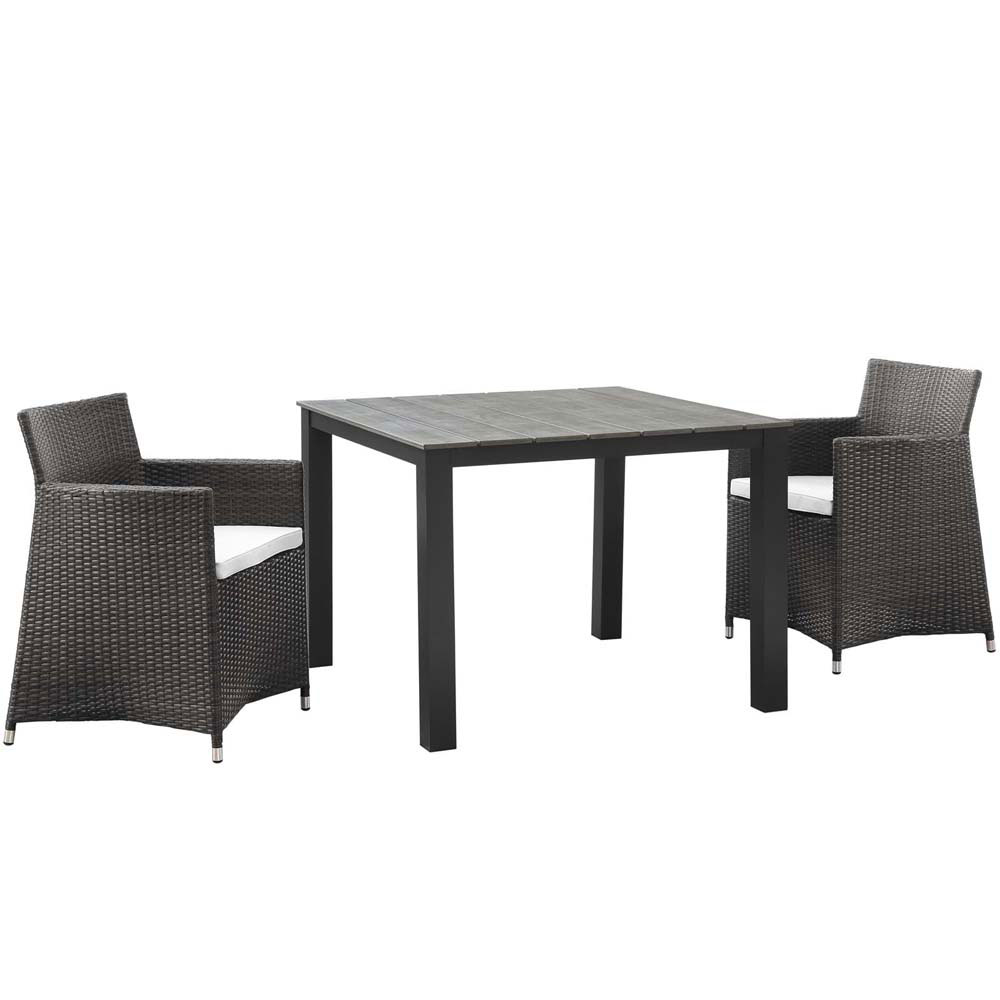 3 piece outdoor dining set yard outdoor sets