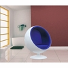 Kids Space Fiberglass Chair