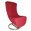 Lay Stainless Steel Lounge Chair