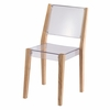 Lhosta Dining Side Chair, Natural