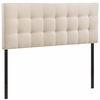 Lily King Fabric Headboard