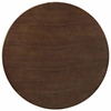 "Lippa 36"" Walnut Dining Table"