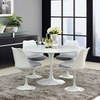 "Lippa 47"" Wood Top Dining Table"
