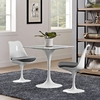 Lippa Marble Dining Table 28""