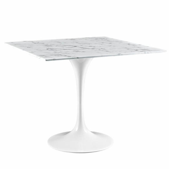 Lippa Marble Dining Table 36""