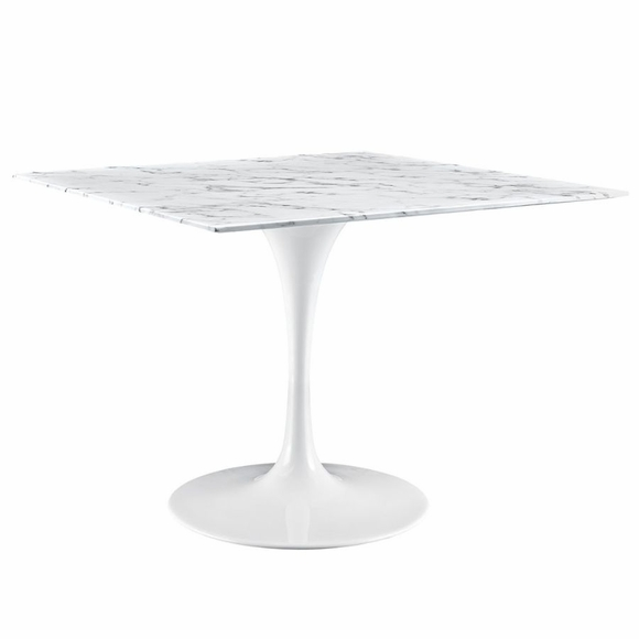 """Lippa Marble Dining Table 40"""""""