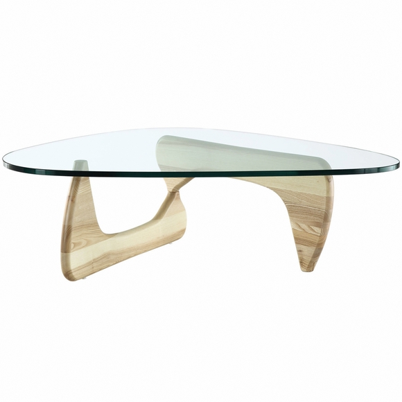 Modern Tribeca Coffee Table Natural