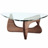 Modern Tribeca Coffee Table Walnut