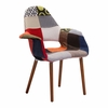 Moshe Occasional Chair Multicolor
