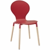 Path Dining Wood Side Chair