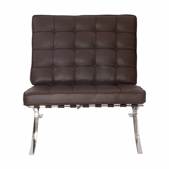 Pavilion Exposition Chair Brown