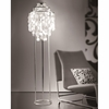 Pearl Floor Lamp, Mother of Pearl