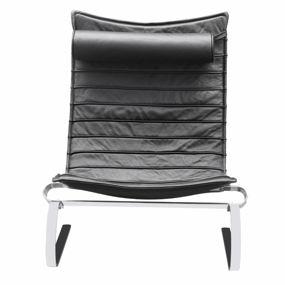 Pika 20 Leather Lounge Chair Modern In Designs