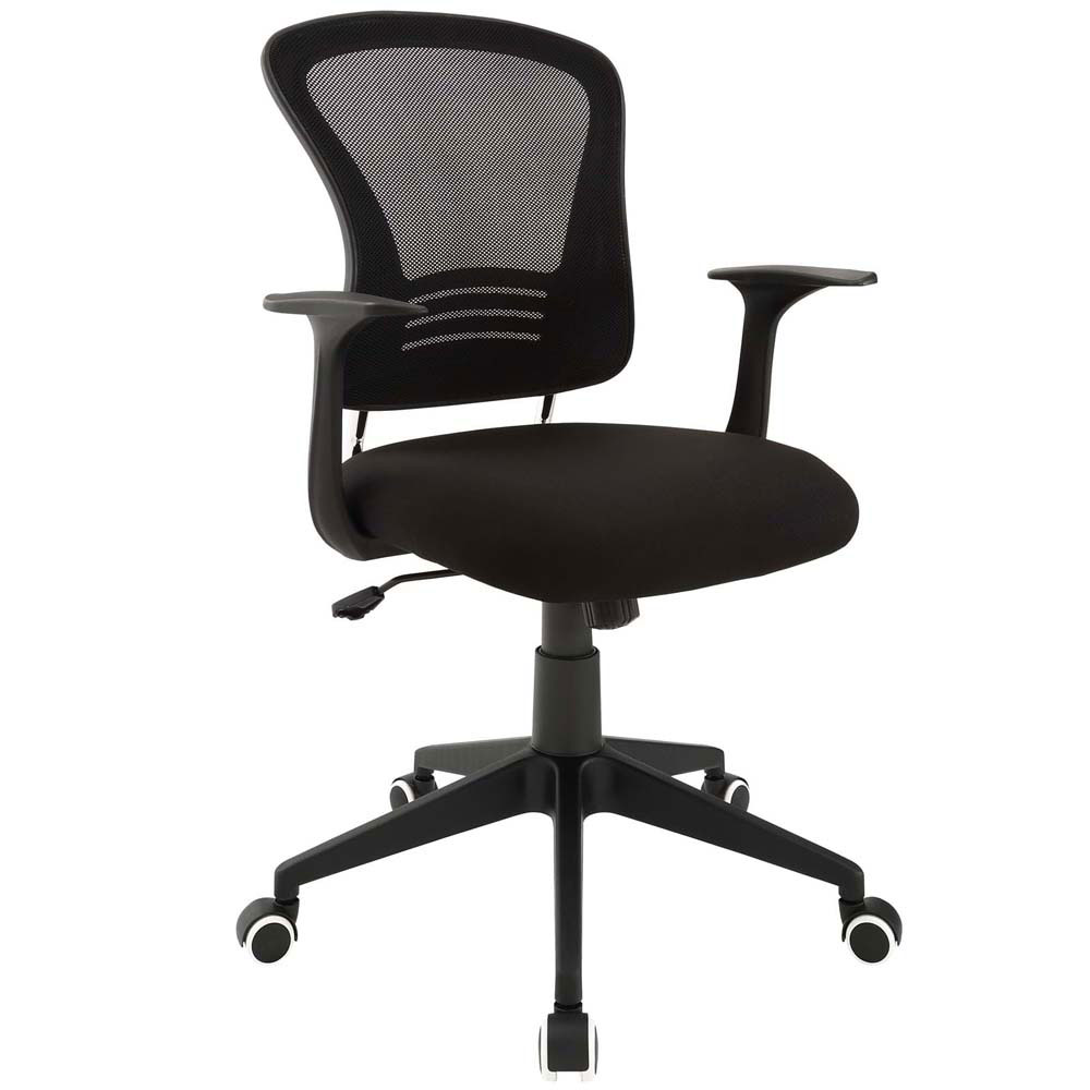 office mid black chairs chair ergonomic kitchen mesh pack desk dp dining amazon one back com computer