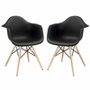 Pyramid Dining Armchair Set of 2