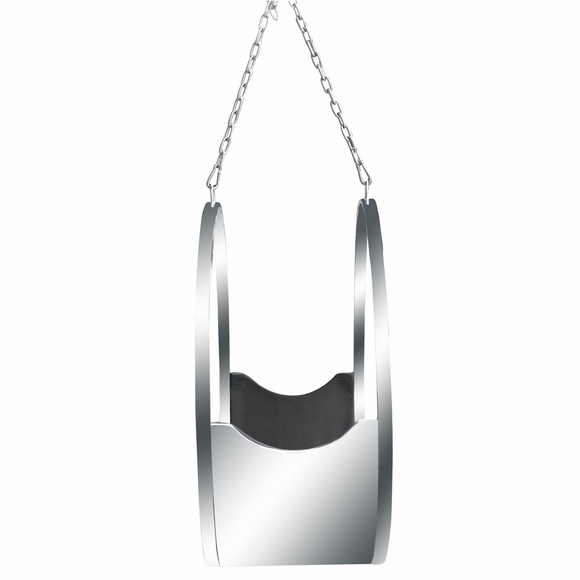 Ordinaire ... Ring Hanging Chair, Black ...