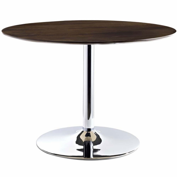 Rostrum Wood Top Dining Table