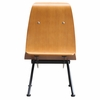 Scolta Dining Side Chair, Walnut