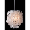 Shell Ceiling Lamp White