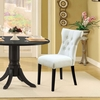 Silhouette Dining Vinyl Side Chair