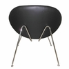 Slice Stainless Steel Dining Chair