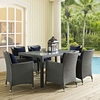 "Sojourn 59"" Outdoor Patio Dining Table"
