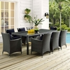 "Sojourn 82"" Outdoor Patio Dining Table"