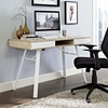 Stir Office Desk in Oak