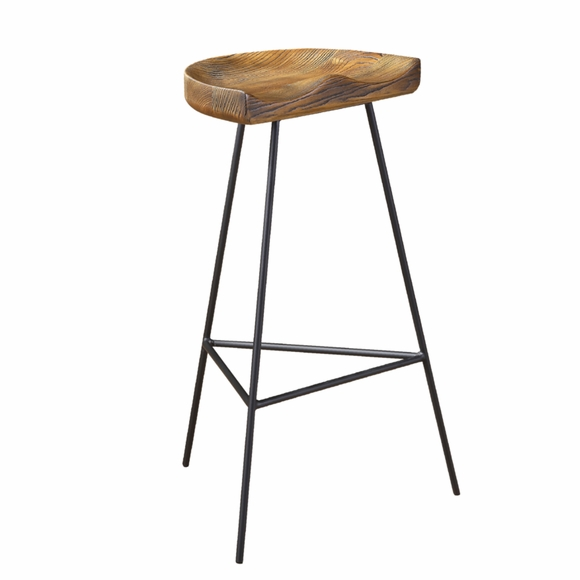 Style Counter Stool, Ash