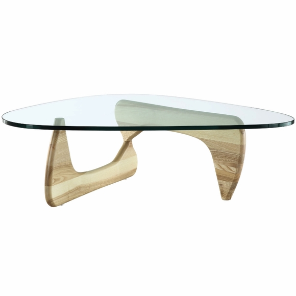 Noguchi Table Replica Triangle Coffee Tables