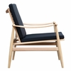 Vogel Wood Lounge Chair