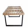 "Wood 72"" Wooden Bench"