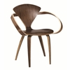 Wooden Arm Chair, Walnut