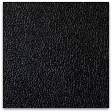 Black Leatherette cut by the yard