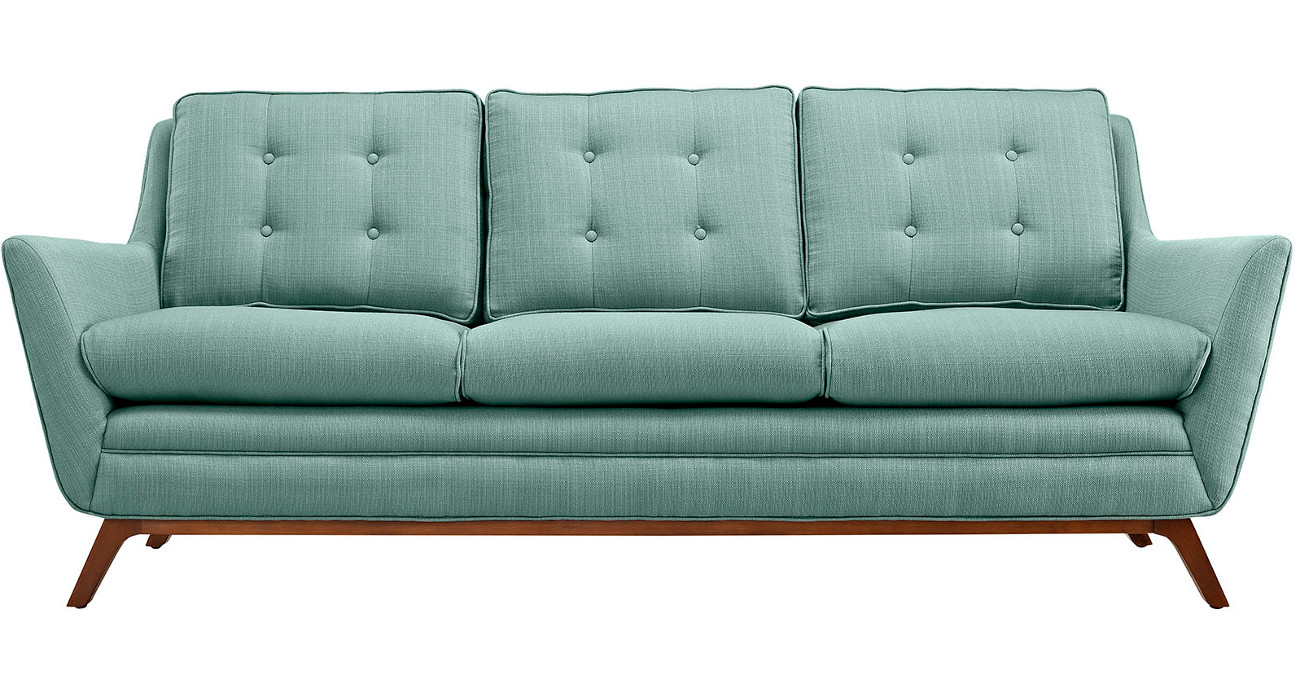 Eastwood Sofa Gorgeous Leather And Fabric With Mixed