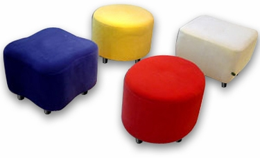 FUNKY Ottomans
