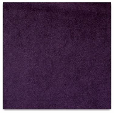 Grape Plush Velvet cut by the yard