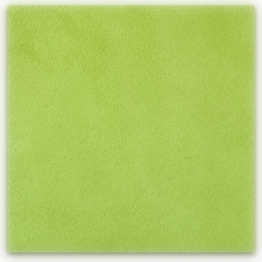 Lime Plush Velvet cut by the yard