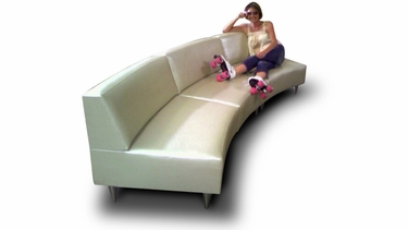 LUCKY STRIKE sectional lounger