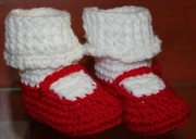 Baby Booties by Laurene