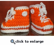 Baby Booties by Laurene style #4