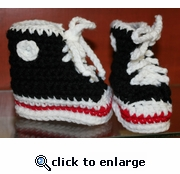 Baby Booties by Laurene style #7