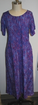 Eagle Ray Traders Carol Dress #5 Size Large